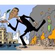 トランプから、日本はオバマの尻拭いをしろ、と言われている。北朝鮮云々より前に、その現実を直視すべきだな