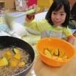 調理実習~かぼちゃのそぼろ煮~