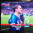 フランス、ワールドカップゆうしょう
