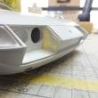 パテ研磨&サフェーサーの塗装Ver.3&ボディカラー塗装