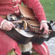 ハンガリーの民族楽器 テケルー