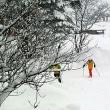 3年振りの八方スキー(3日目)