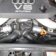 AUDI A6/C5 Allroad のリサーキュレーションバルブのグリスアップ。