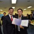 1月17日 デール・カーネギー・トレーニング・ジャパンから2014年度の社長賞をいただきました