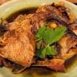 煮魚定食 鯛将丸
