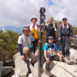金峰山(2599m)と瑞牆山(2230m) 9月9日~11日
