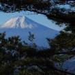 富士山/百蔵山より
