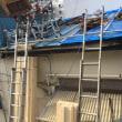 今日から屋根工事(╹◡╹)