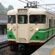 しなの鉄道横須賀色復活記念列車