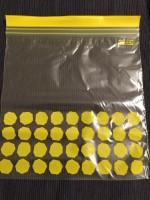 IKEA ジッパーバッグ  可愛くて高コスパ  カラフル春色ハッピーテンション♪
