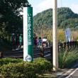 伊西地区中体連駅伝大会(延期の部分)が開催されました。