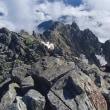 剱岳山頂からの眺め