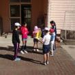 亥の子祭りの練習