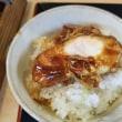 闘尿病日記(41) 「もり川」~ みそかつ鍋&きつねそばハーフ ~