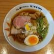 18011 ラーメンにっこう本店@滋賀県彦根市 1月6日 昨年よりも美味しく感じました1月の限定「白カブと酒粕のベジポタラーメン」と「日香麺晴香」