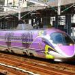 2018年4月22日:新下関駅(ラスト500 TYPE EVA!)