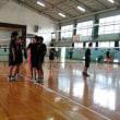 9月24日(日) 中学校練習会