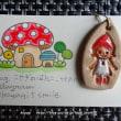 koyagiオリジナルクリアスタンプセット・Fairy tale フェアリーテイル・クレイチャーム2