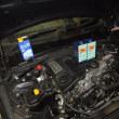 BMW 320/E91車検のお手伝いです。
