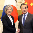 中国が最も格式が高い「国賓訪問」で文大統領を迎えることに対し、外交部は中国の積極的な関係改善に向けたメッセージだと受け止めている。