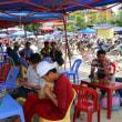 ベトナム バックハー村サンデーマーケット