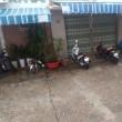 [気温27℃][晴れ]時々[雨] 雨季の始まり