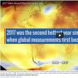 2015〜17年は、史上最も暑い3年間。