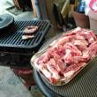 ラム肉、最後の塊