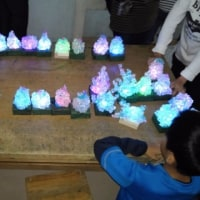 地域の小学校DIY工作