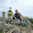 郷ひろみの弟みたいな顔した従弟と登る『乾徳山』その2