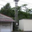 川根本町地名の火の見櫓