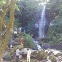 檜原村の払沢の滝へ。交通事故、整体、産後調整なら、女性スタッフのいる「立川市のヒロ整骨院」