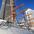 横浜ランドマークタワー・スカイクライミングに挑戦