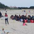 第2回ビーチサッカー沖縄カップ 閉会式