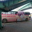 Promise Bus、走らせてくれてるよ~!