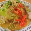 きんしゃい亭&麺やたぶきん 柳都大橋南店さん 野菜味噌ラーメン