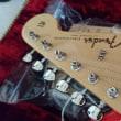 二代目Fender Stratcaster がやって来ました。