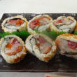 今年初だぜぇ~!自家製「真鱈子の醤油漬け~素材の美味しさをいかした優しい味~」!!刺身と手作り干物の専門店「発寒かねしげ鮮魚店」。