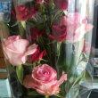 結婚記念日にバラの花を