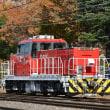 11月11日撮影 その6 南松本にて HD300-9号機の活躍