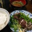 「昨日の晩御飯」!!「カツオのたたき」!!