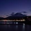 山中湖薄暮