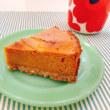 「かぼちゃのケーキ」を作りました