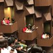 お花と六本木歌舞伎・座頭市