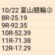 🚴 10/22  富山競輪②
