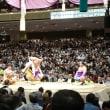 初めての相撲観戦@両国
