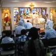 聖ピオ十世会大阪でのミサの写真 八月十八日