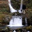 木曽町の滝 こもれびの滝