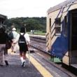 タブレットと腕木式信号機 のどかな久留里線へ 1996-09-15