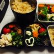 焼き鳥と炊き込みご飯